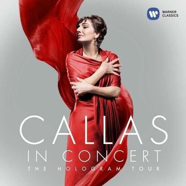 Maria Callas - Callas In Concert · The Hologram Tour - CD