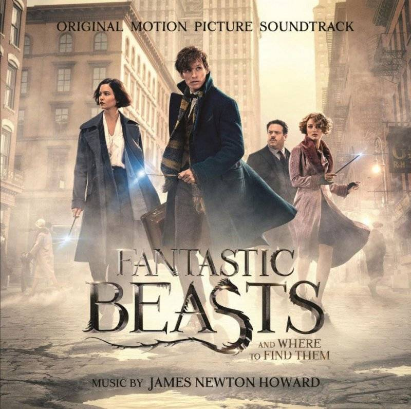 James Newton Howard - Fantastic Beasts And Where To Find Them - Soundtrack - Vinyl / LP