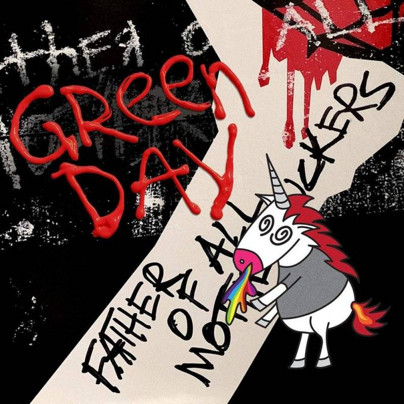 Green Day - Father Of All Motherfuckers - Vinyl / LP