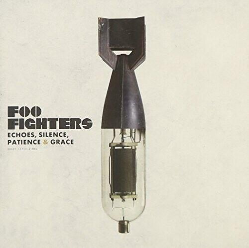 Foo Fighters - Echoes, Silence, Patience & Grace - CD