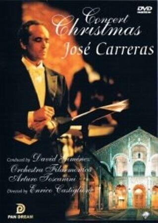 Jose Carreras Christmas Concert - DVD - Film