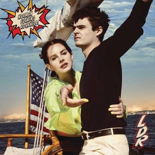 Norman Lana Del Rey - Norman Fucking Rockwell - CD