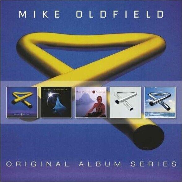Mike Oldfield - Original Album Series - CD