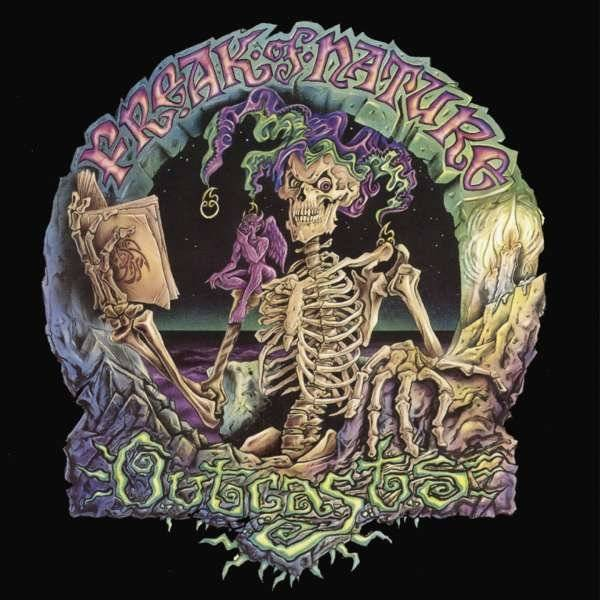 Freak Of Nature - Outcasts - CD