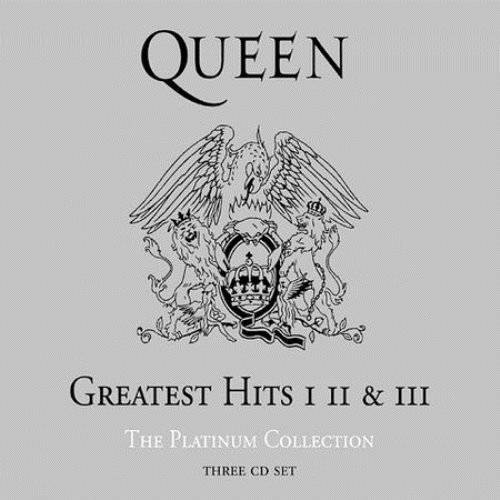 Platinum Queen - The Platinum Collection - Greatest Hits 1-3 - CD