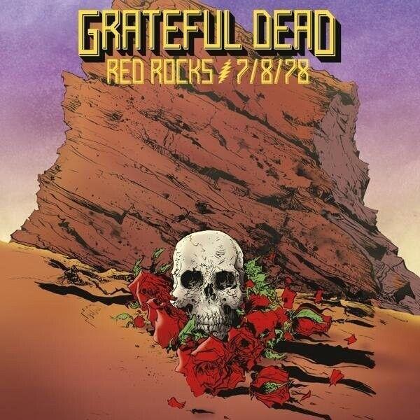 Grateful Dead - Red Rocks 7/8/78 - CD
