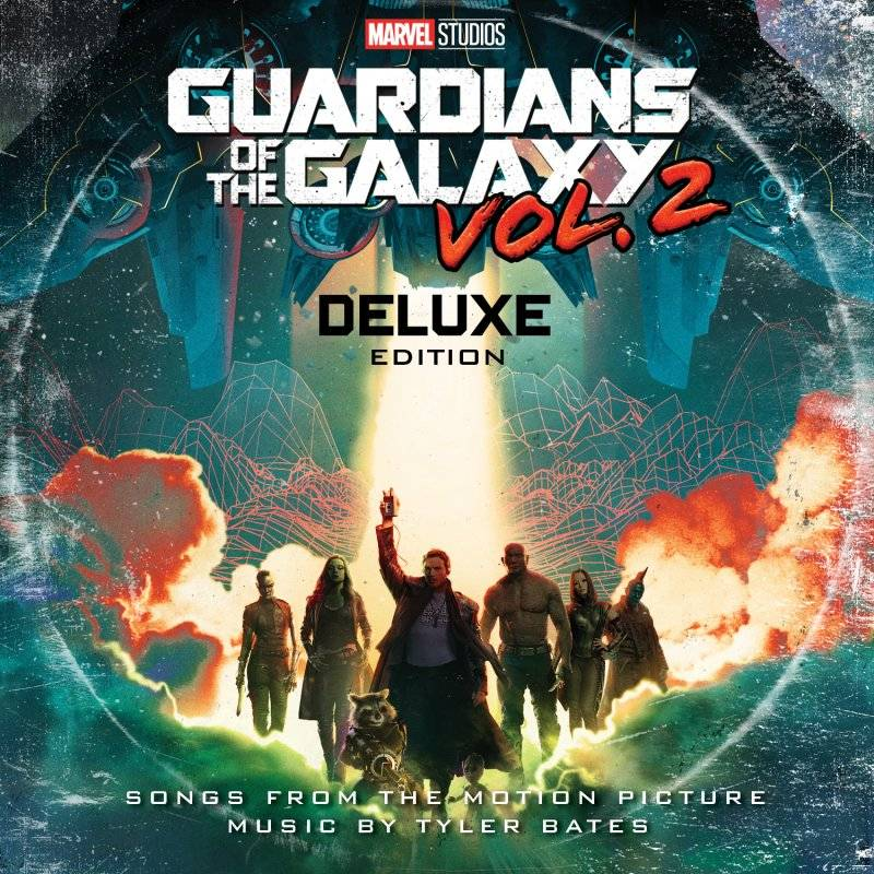 Soundtrack Guardians Of The Galaxy Vol. 2: Awesome Mix Vol. 2 - Deluxe - Vinyl / LP