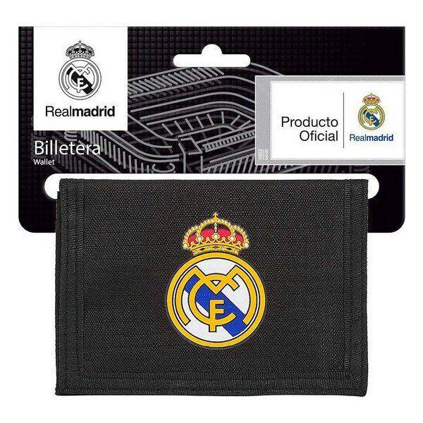 Real Madrid - Pung - Sort