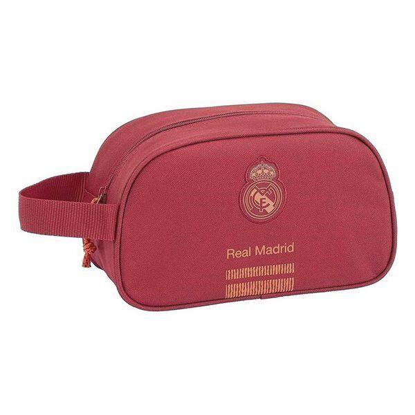 Real Madrid - Toilettaske - Rød