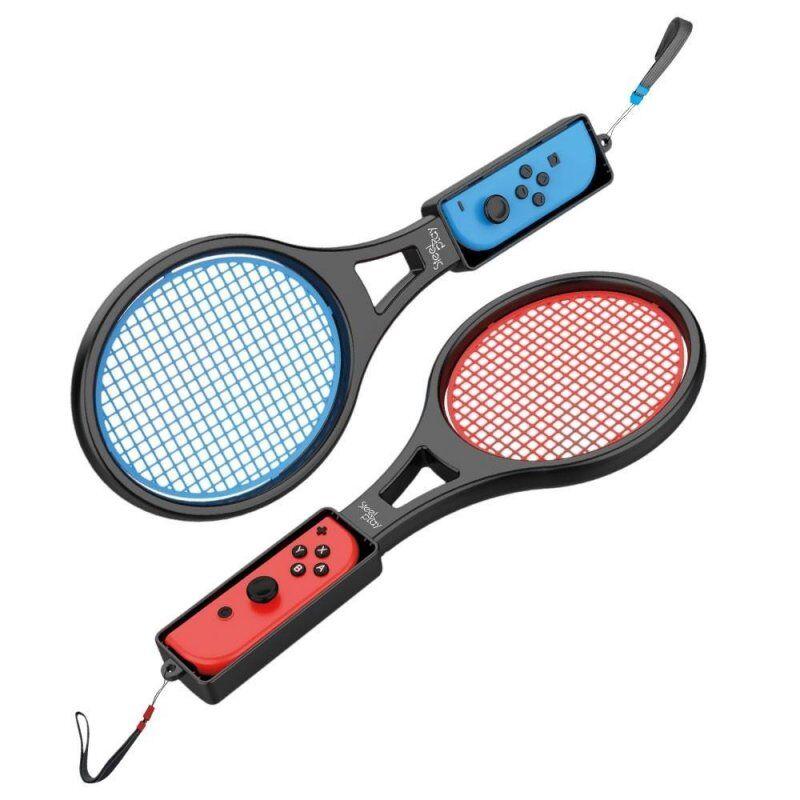Steelplay Tennis Racket Til Joy-con Switch - 2 Stk.