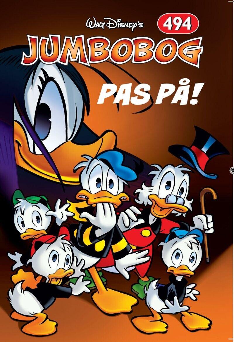 Disney Jumbobog 494 - Pas På! - Disney - Tegneserie