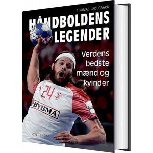 Håndboldens Legender - Thomas Ladegaard - Bog