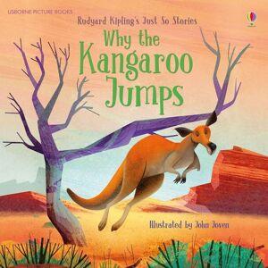 Hvordan Kænguruen Kom Til At Hoppe - Genfortalt Af Rob Lloyd Jones - Bog