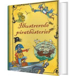 Illustrerede Pirathistorier - Rob Lloyd Jones - Bog