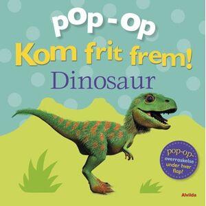 Kom Frit Frem - Dinosaur - Clare Lloyd - Bog