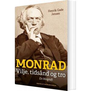 Jensen Monrad - Henrik Gade Jensen - Bog