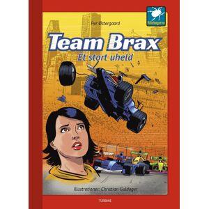 Brax Team Brax - Et Stort Uheld - Per østergaard - Bog