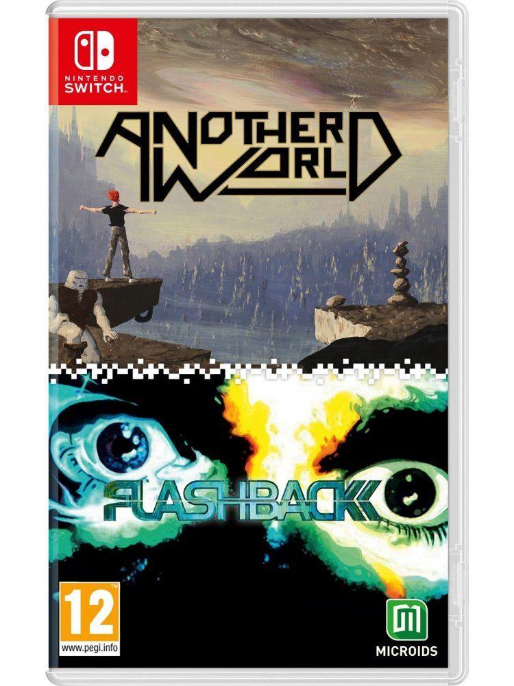 Nintendo Another World Flashback - Nintendo Switch