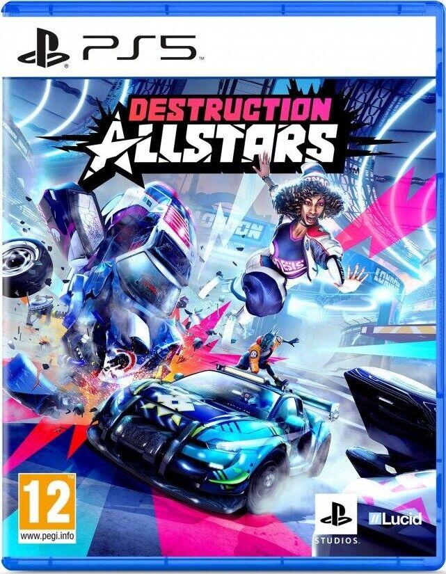 Destruction All-stars - Nordisk - PS5