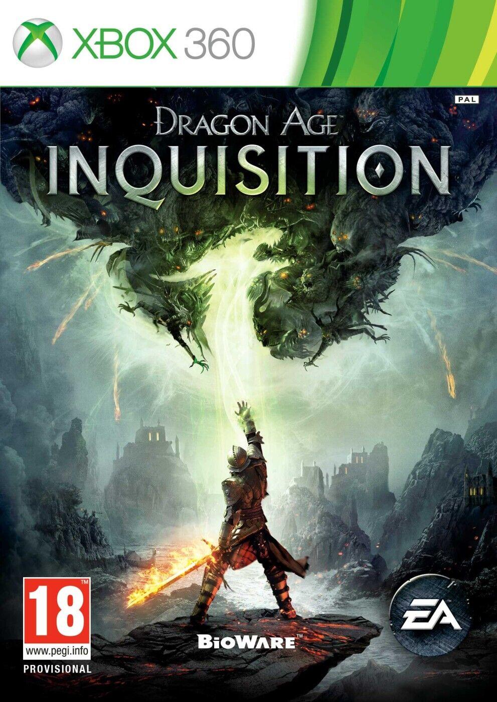 Dragon Age Iii (3): Inquisition - Xbox 360
