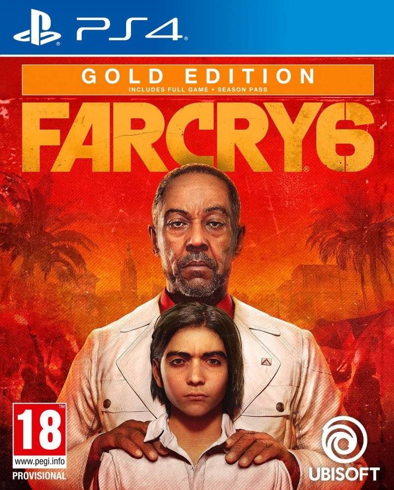 Far Cry 6 (gold Edition) - PS4