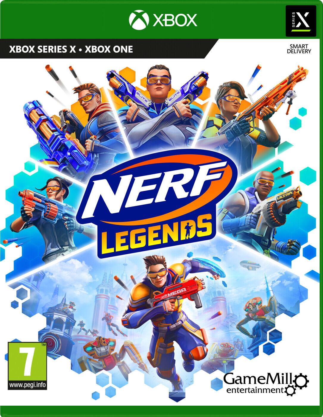 Nerf Legends (xbox Series X /xone) - Xbox Series X