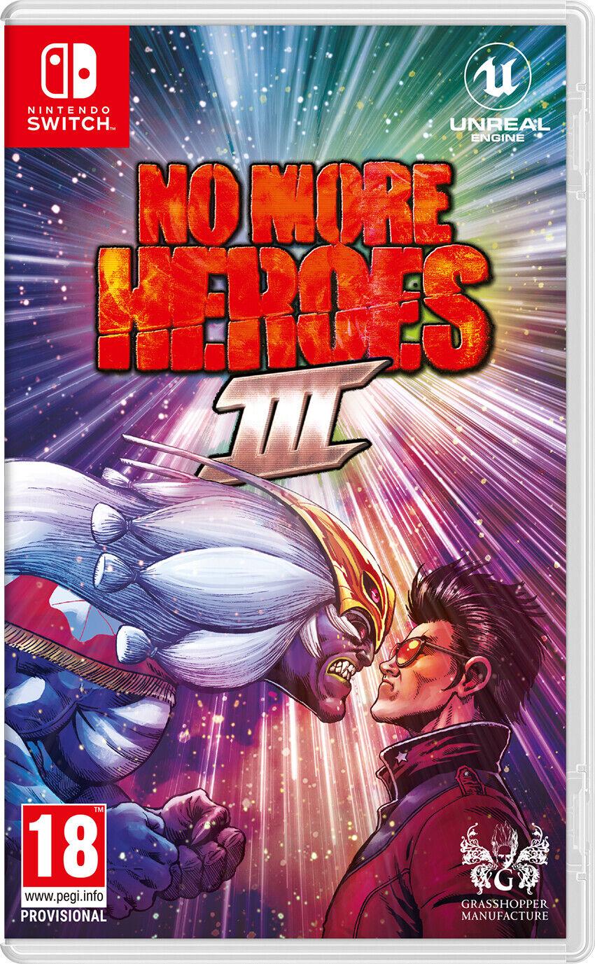 Nintendo No More Heroes 3 - Nintendo Switch