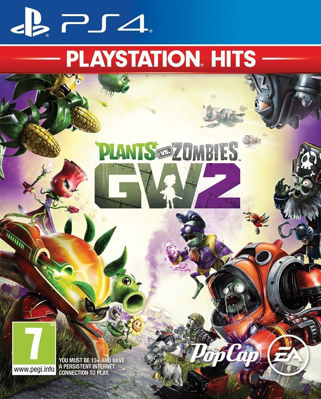 Plants Vs. Zombies Garden Warfare 2 (nordic) (playstation Hits) - PS4