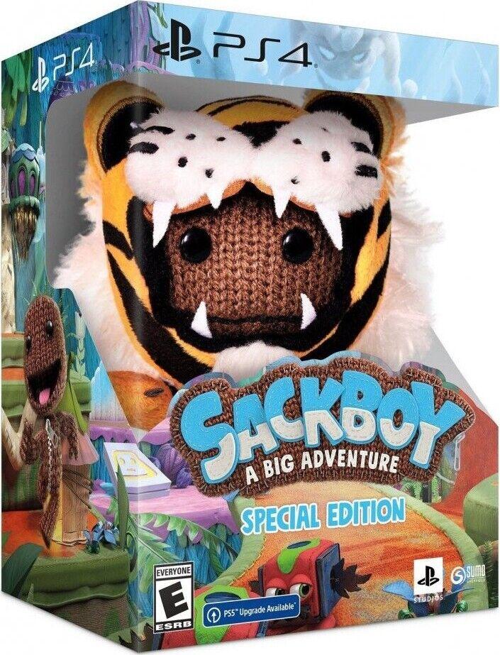 Sackboy Big Adventure - Special Edition - PS4
