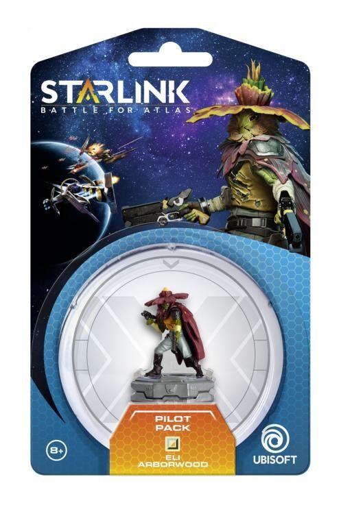 Starlink: Battle For Atlas - Pilot Pack Eli Arborwood