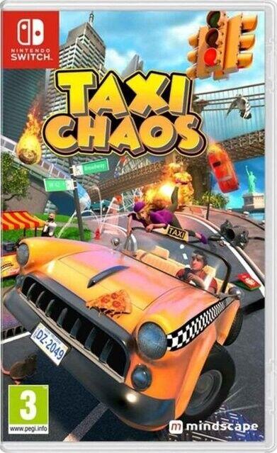 Nintendo Taxi Chaos - Nintendo Switch