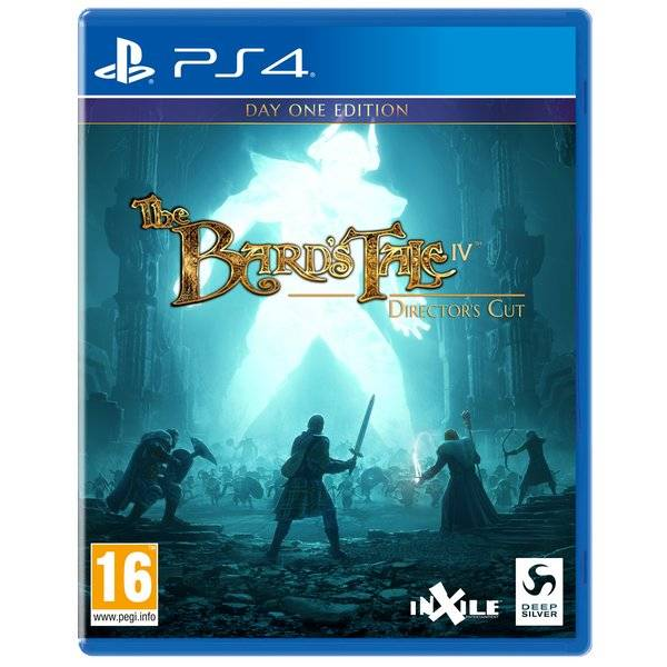 The Bard's Tale Iv: Director's Cut - Day One Edition - PS4