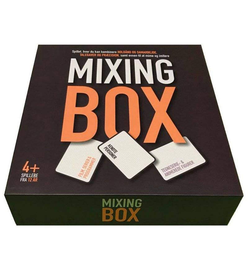 Mixing Box - Margreteskål Spil