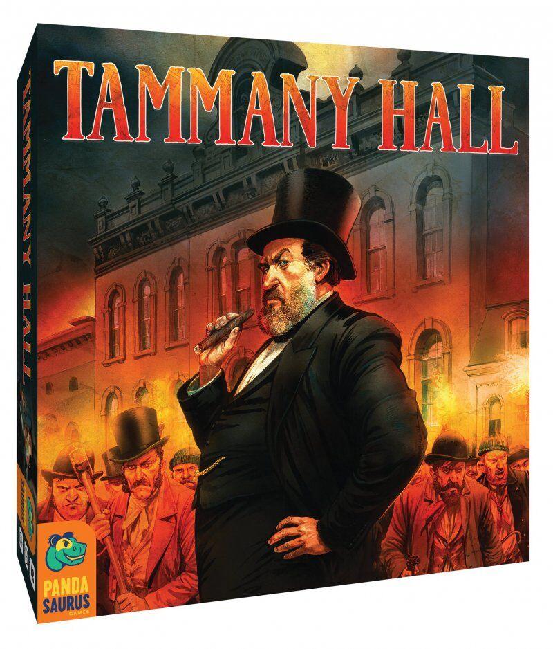 Tammany Hall - Brætspil - Engelsk