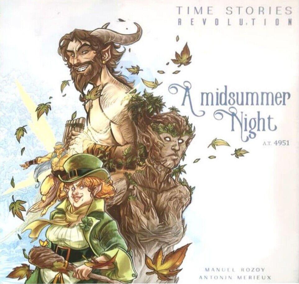 Time Stories Revolution - A Midsummer Night - Spil