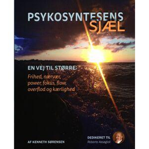Kenneth Sørensen Psykosyntesens sjæl: de syv kernebegreber og veje til større: frihed, nærvær, power, fokus, flow, overflod og kærlighed