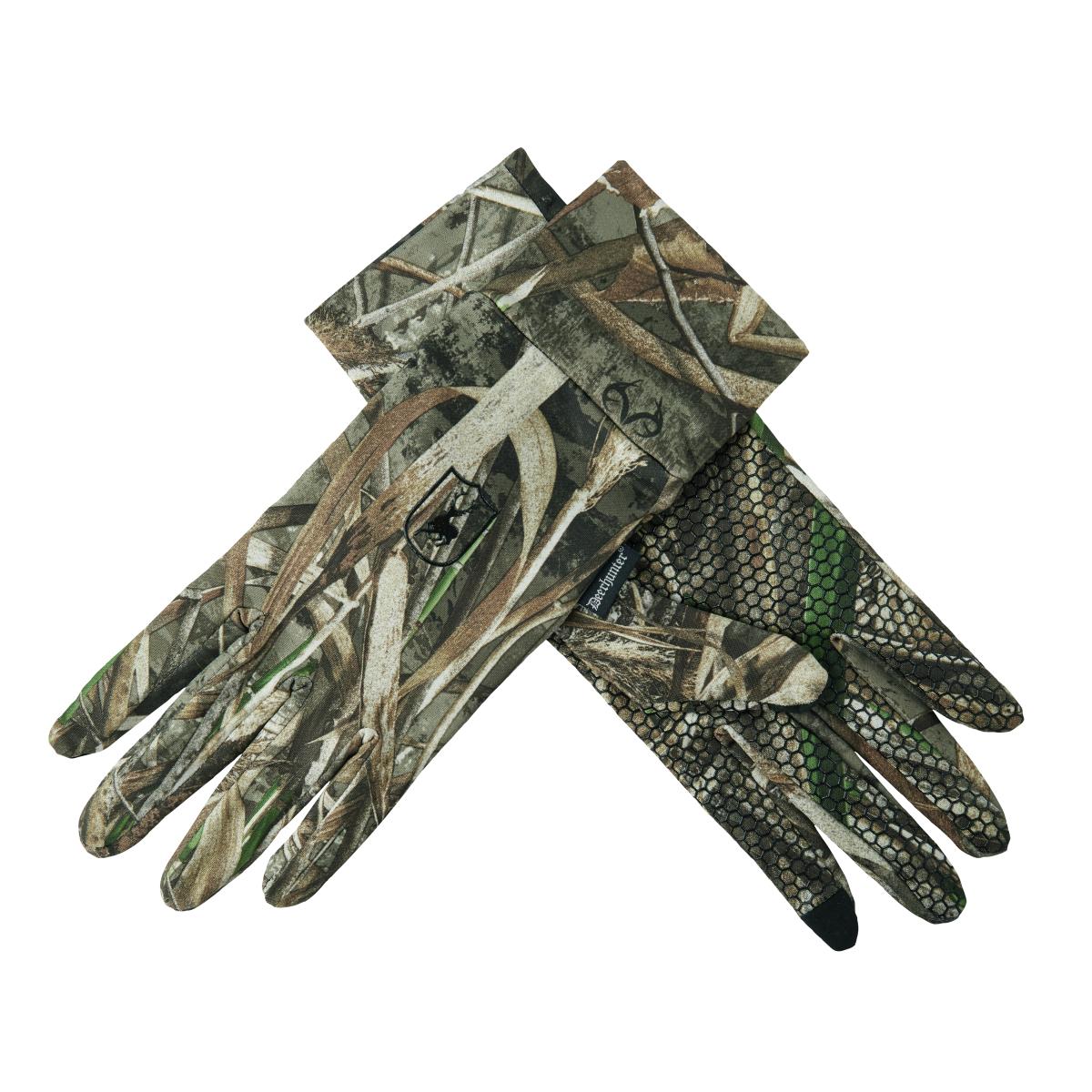 Deerhunter Max 5 Handsker Med Silikone Dots Realtree Max-5® L