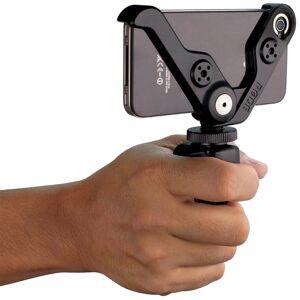 Røde Grip+ håndtagogobjetiv-sættiliPhone5og5S