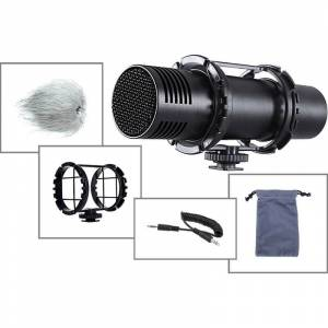 Boya BY-VM300PS stereo-kamera-mikrofon