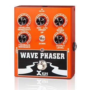 Xerox XVive W1 Wave Phaser guitar-effekt-pedal
