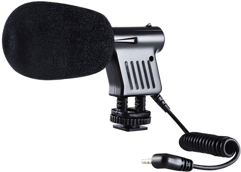 Boya BY-VM01 kondensator-kamera-mikrofon