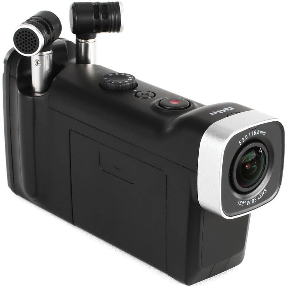 Zoom Q4n handyvideoaudiorecorder