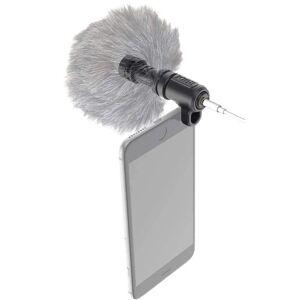 Røde VideoMicME mikrofonmedholdertiliPhone