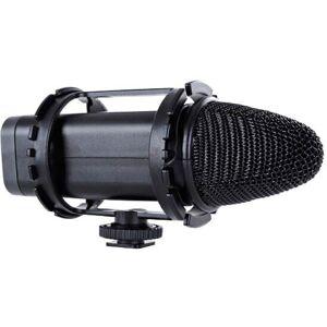 Boya BY-V02 stereo-kamera-mikrofon