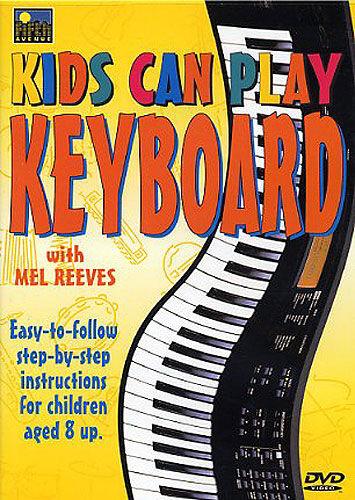 KidsCanPlaykeyboard DVD
