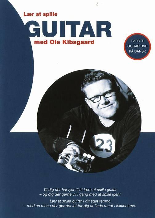 LæratspilleguitarmedOleKibsgaard DVD