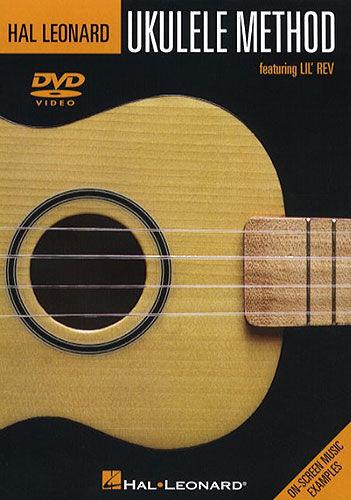 UkuleleMethod DVD