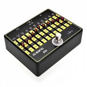 Caline CP-24 10 Band EQ Equalizer Pedal pedal