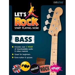 LetsRockBassStartPlayingNow! lærebog