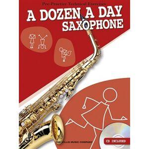 ADozenADay-Saxophone lærebog